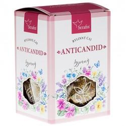 Anticandid - bylinný čaj sypaný 50 g