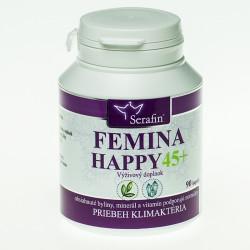 Femina Happy 45+   90 kaps.