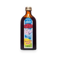 Imunita deti- čajový koncentrát 250 ml