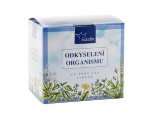 Odkyslenie organizmu - bylinný čaj sypaný 2x50g