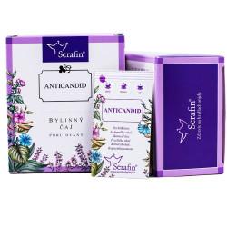 Anticandid - bylinný čaj porciovaný 15 ks