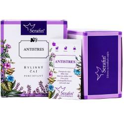 Antistres - bylinný čaj porciovaný 15 ks