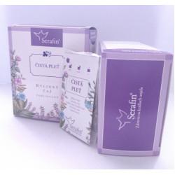Čistá pleť/Akné/- bylinný čaj porciovaný 15 ks