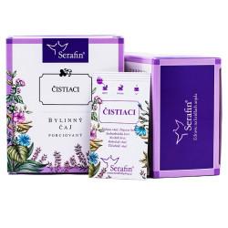 Čistiaci - bylinný čaj porciovaný 15 ks
