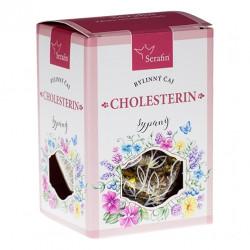 Cholesterin - bylinný čaj sypaný  50 g