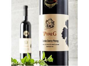 Cuvée čierny Pereg 0,75l