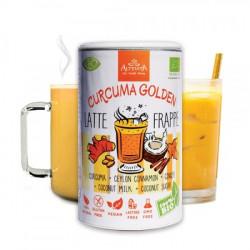 BIO Curcuma Golden Latte Frappe 220g