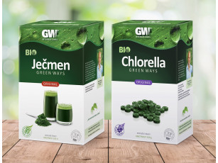 3 produkty Green ways + 1 ZADARMO!