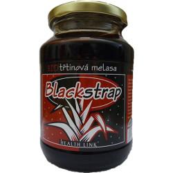 Black strap Bio trstinová melasa 360 ml