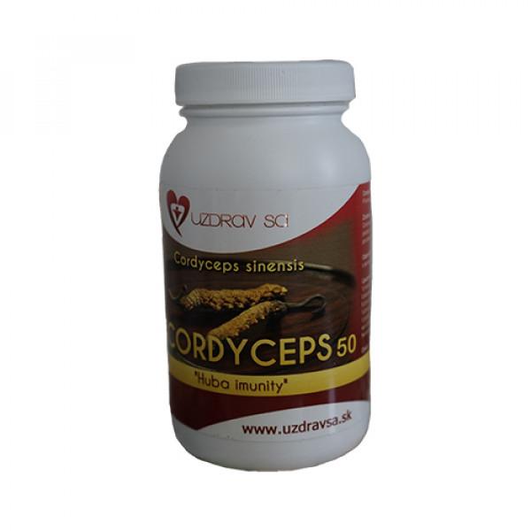 Cordyceps Sinensis 50 – 100g prášok