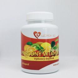 Prírodný vitamín C 120 kaps